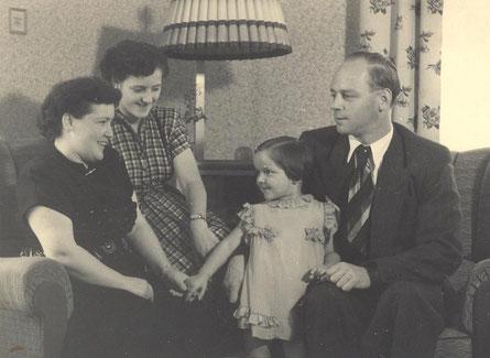Bild: Hecker Wünschendorf Familie Erzgebirge