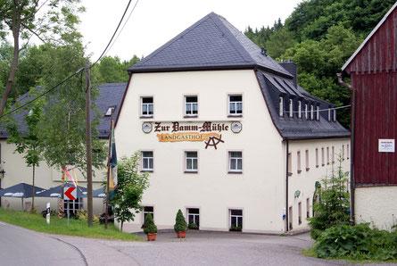 Bild: Damm-Mühle Wünschendorf 2014