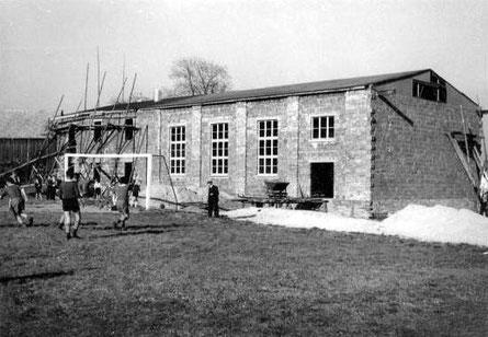 Bild: Wünschendorf Jahn-Halle 1960