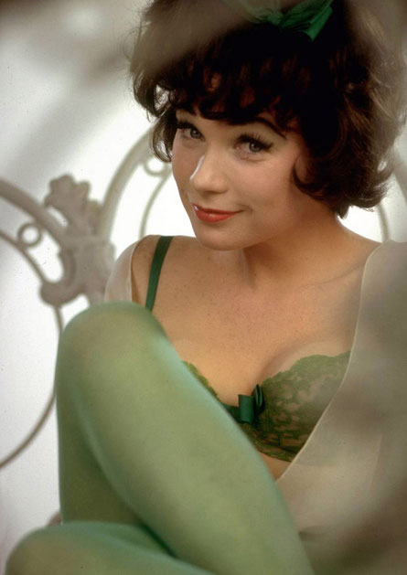 Shirley Maclaine, en 'Irma la dulce' (1963), de Billy Wilder