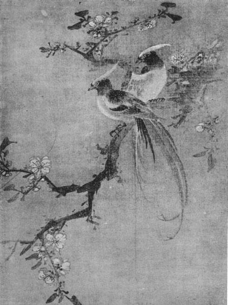 """La peinture chinoise au musée Guimet, par Albert Maybon (1878-). Revue d'art ancien et moderne """"L'Art et les artistes"""", Paris, n° 103, octobre 1913. Fig. 6."""