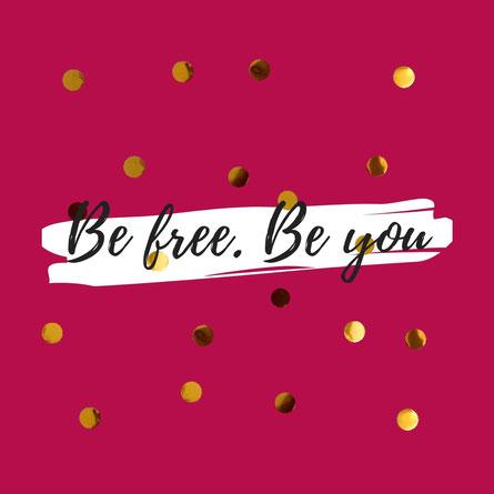 Nicole Wendland Be free. Be you - Online-Kurs