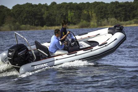 Zodiac MINI OPEN 4.8 RIB - Rubberboot Holland Aalsmeer