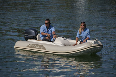 Capelli Yacht tender line - Tempest 340 TOP