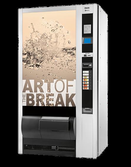Automaten für Kaltgetränke und Automatenservice von Mahlzeit Catering