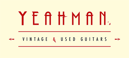 Yeahman Vintage and used Guitars