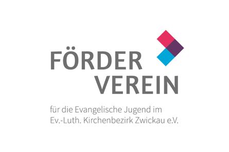FÖRDERVEREIN für die Evangelische Jugend im Ev.-Luth. Kirchenbezirk Zwickau e.V. | Logo