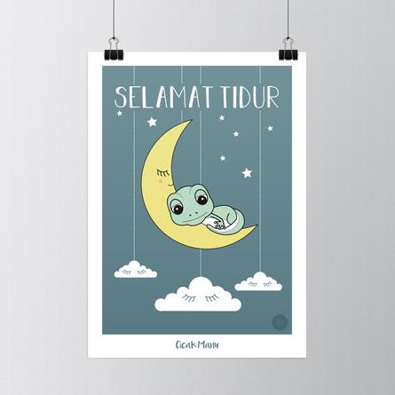 poster Selamat Tidur