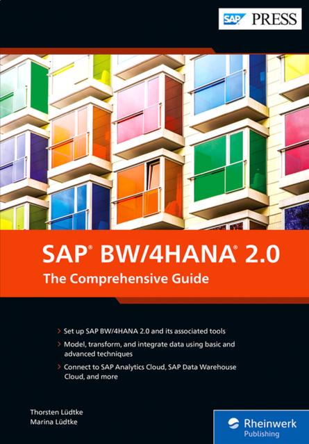 BIPortal's book on SAP BW/4HANA 2.0