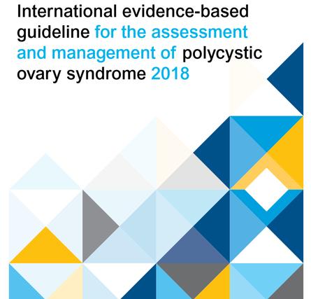 Behandlung und Therapie Medikamente für das PCO Syndrom (PCOS) Leitlinie 2018