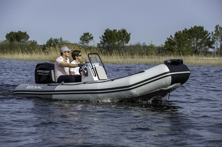 Zodiac MINI OPEN 4.2 RIB - for sale te koop Rubberboot Holland Aalsmeer