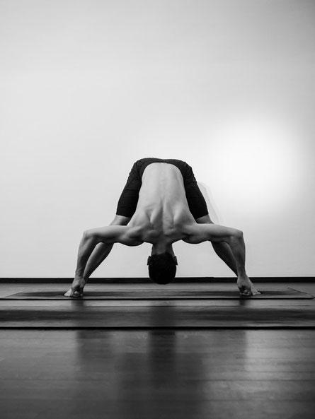 Yoga München - Yogalehrer Franz Albrecht König