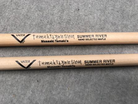 Masaaki Tamaki's  Summer River  (非売品)