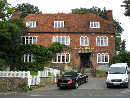 The Black Horse, Gerald Evans Unterkunft in Pluckley