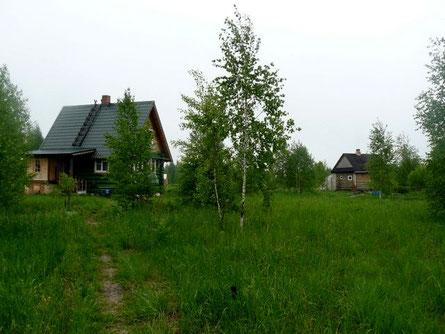 伊凡·德米特里耶維奇的家