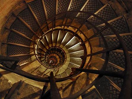 la concierge n'est pas dans l'escalier...