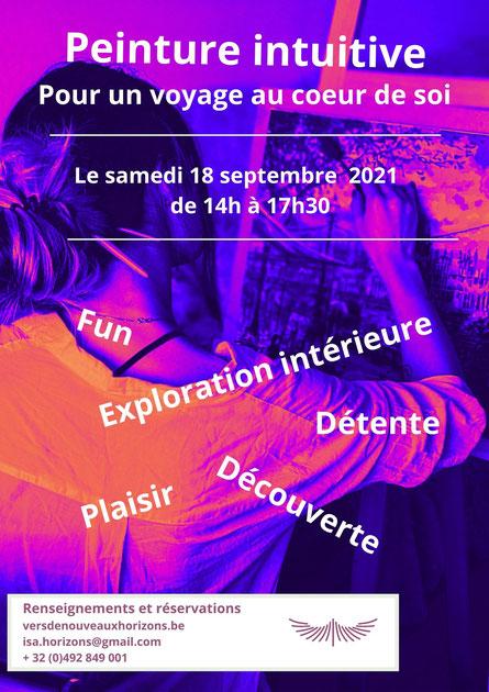 #mieuxêtre #peintureintuitive #voyageuacoeurdesoi #développementpersonnel #connaissancedesoi #découverteetdétente #bienêtre