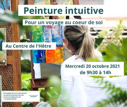 #peintureintuitive #voyageaucoeurdesoi #développementpersonnel #connaissancedesoi
