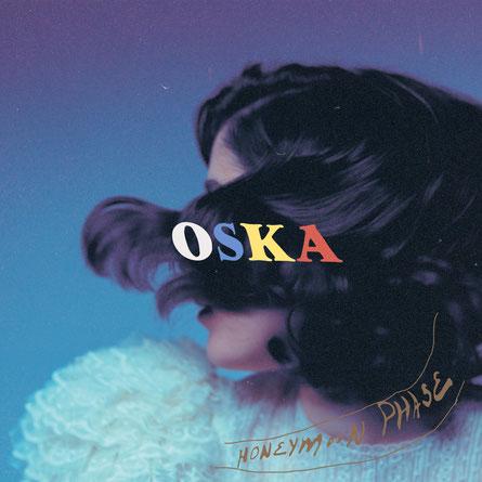 Das Cover ihrer ersten EP. (c) Oska
