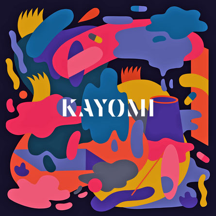 "Albumcover: KAYOMI ""KAYOMI"""