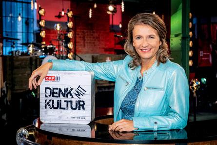 Birgit freut sich auf die neue Staffel. (c) ORF / Hans Leitner