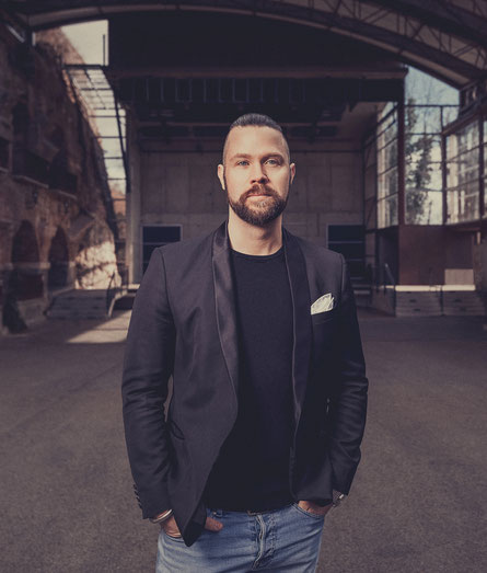 MÖRK ist Vollblutmusiker. (c) Chris Radl