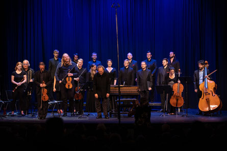 "The Festival concluded with a performance of Vivalidi's ""Gloria""."