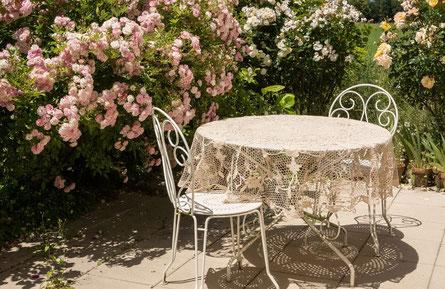 terrasse style anglais