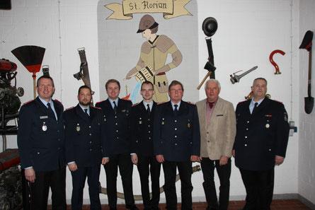 Jahreshauptversammlung 2019 Feuerwehr Salzgitter Bleckenstedt
