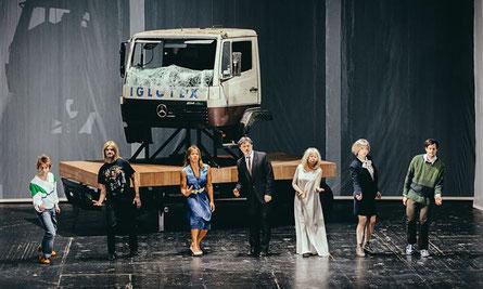 (c) Lupi Spuma - Volkstheater