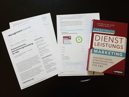 Praxisbuch Dienstleistungsmarketing, Bellone/Matla, Campus Verlag, Frankfurt, 05/2018, gratis mit E-Book inside