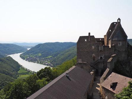 Unesco Weltkulturerbe Stift Melk in der Wachau als ein Highlight der Reise