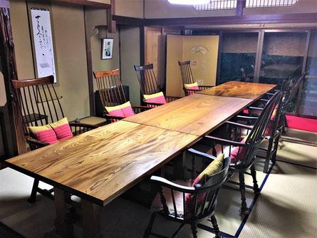 コロナ対策 静岡県 島田市 接待 法事 顔合わせ 日本料理 三味線教室