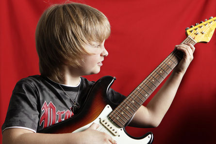 Bild: E-Gitarrenunterricht in Koblenz