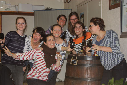 bachelorette-hen-party-Vouvray-Tours-Amboise-wine-tasting-guided-tours-cellar-fun-activities-Loire-Valley-Myriam-Fouasse-Robert-Rendez-Vous-dans-les-Vignes