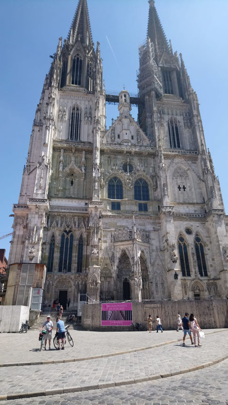 Regensburg Wien