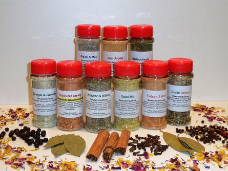 Naturbelassene Gewürze für Allergiker, Vegan, ohne Zusatzstoffe, Gewürzmanufaktur, Würzprofi, Würzmeister