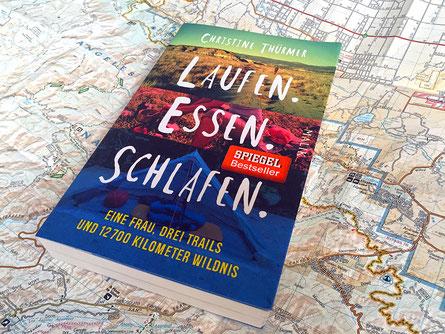 288 Seiten wandeln wir gemeinsam mit Christine auf den bekanntesten Trails Amerikas.
