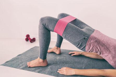 Sport hilft gegen Hüftschmerzen