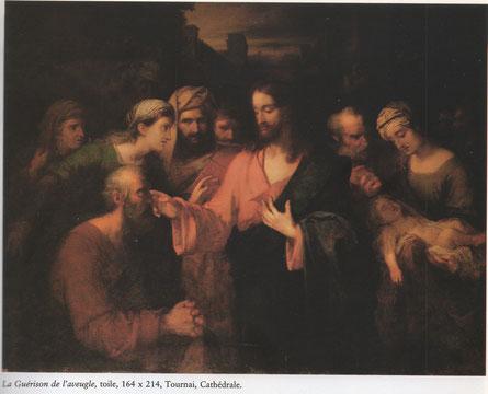 Afbeelding uit: Serge Le Bailly de Tilleghem (1987) 'Louis Gallait (1810-1877) La Gloire d'un Romantique'. Pg 31. Publiek domein.