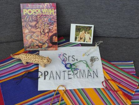 Souvenirs van de reis naar Guatemala  in 2003 2004