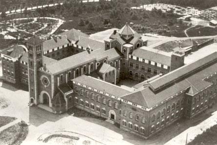 De NEBO van de Redemptoristen in 1928. Foto: Kerkenverzamelaar