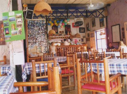 Flores - Café-restaurant Las Puertas