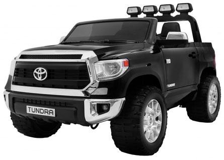 Toyota/Toyota Tundra/XXXL/2 Sitzer/lizensiert/Kinderauto/Kinder Elektroauto/schwarz lackiert/