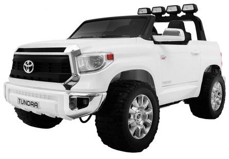 Toyota/Toyota Tundra/XXXL/2 Sitzer/lizensiert/Kinderauto/Kinder Elektroauto/schwarz/