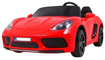 High Speed Perfecta/Kinderauto/Kinder Elektroauto/Kinderautos/rot/