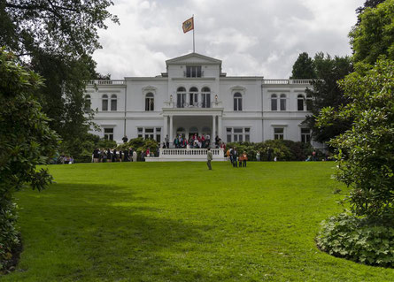 Foto: Walter Christian, Die Villa Hammerschmidt
