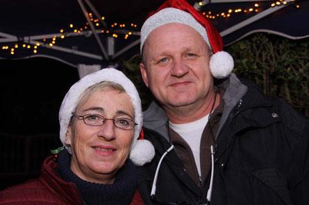 Ehepaar Taubert erweckte die Röttgener Weihnachtspyramide zu neuem Leben