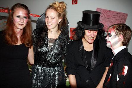 Halloween in Ückesdorf