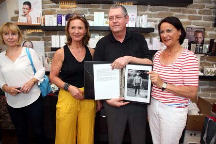 Ralph Driever stellt sein neues Buchprojekt vor